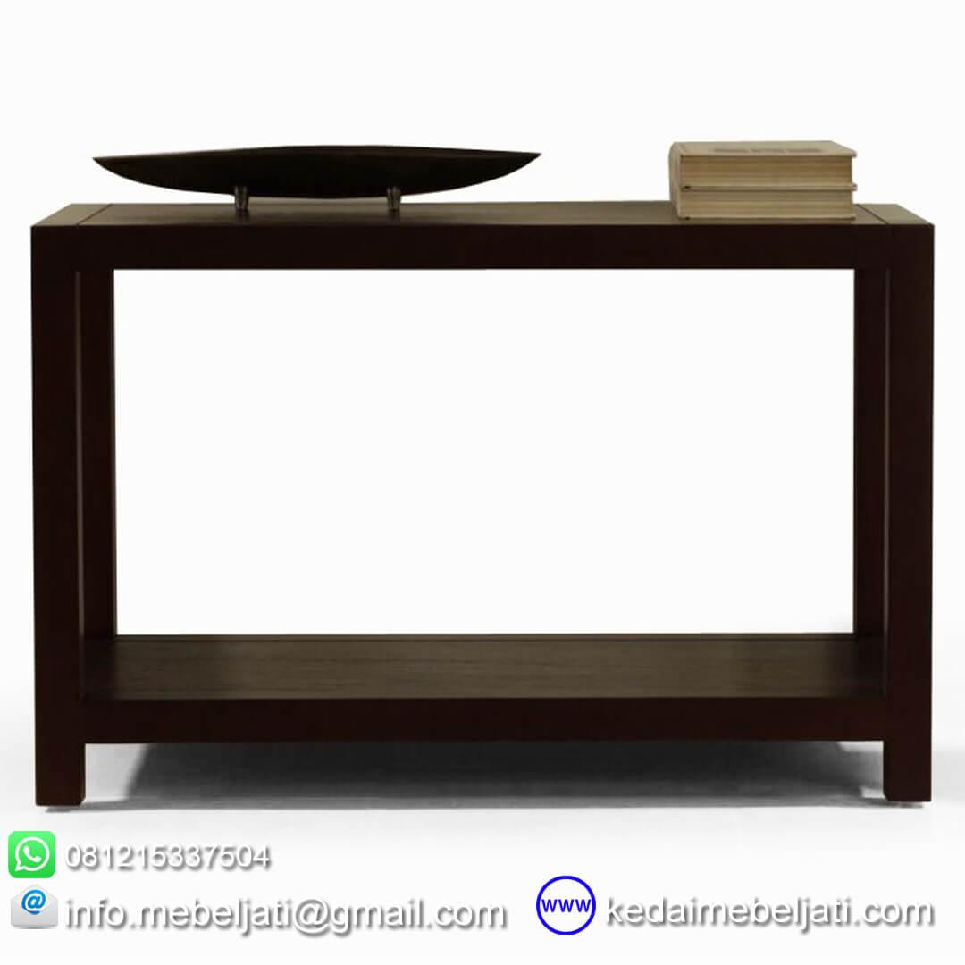 gambar depan meja konsul minimalis KKK 004