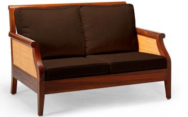 Sofa Tamu Minimalis 2 Dudukan Andrea