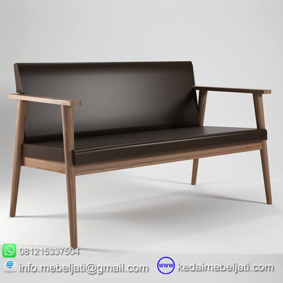 sofa jati model retro