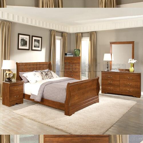 Set kamar tidur klasik