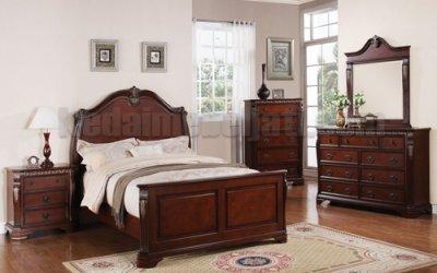 Set Tempat Tidur Klasik Seri Kartini