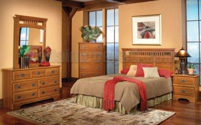 Set Tempat Tidur Minimalis Sanur