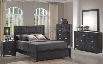 Set Tempat Tidur Minimalis Senggigi