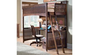 Tempat Tidur Anak Dengan Meja Belajar