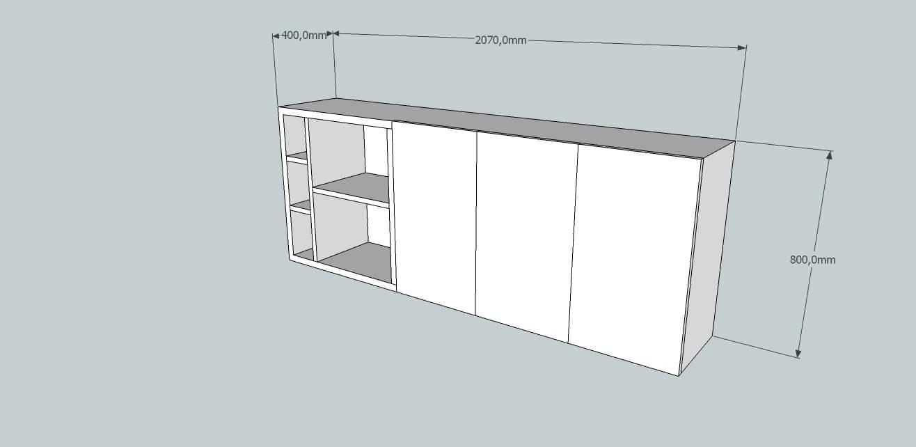 Ukuran Detail Kitchen Set Kitchen Appliances Tips And Review