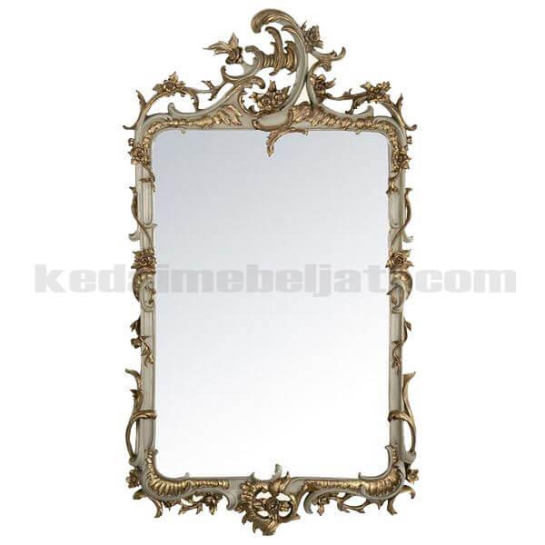 gambar cermin hiasan dinding model klasik