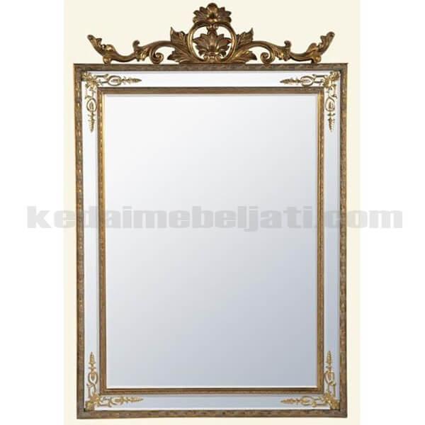 gambar cermin hiasan dinding