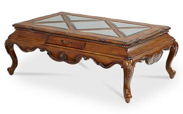 Meja Ruang Tamu Model Klasik KCT 008