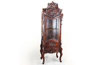 Lemari Pajang Klasik Victorian KLP 028