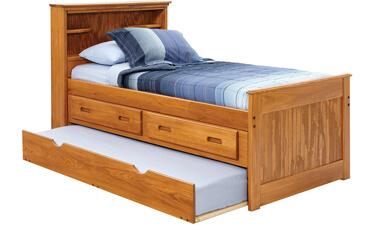 Tempat Tidur Sorong Seri Christy