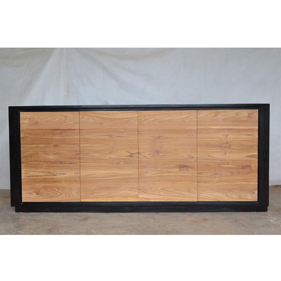 Bufet model minimalis