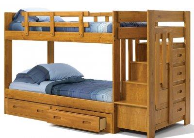 Tempat Tidur Anak Tingkat Model Minimalis