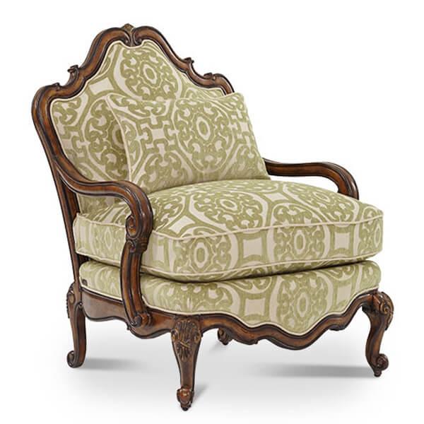 Kursi sofa tamu model klasik
