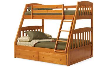 Tempat Tidur Tingkat Seri Jenny