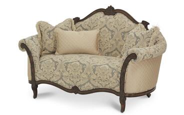 Sofa Ruag Tamu Antik Mewah KKS 017