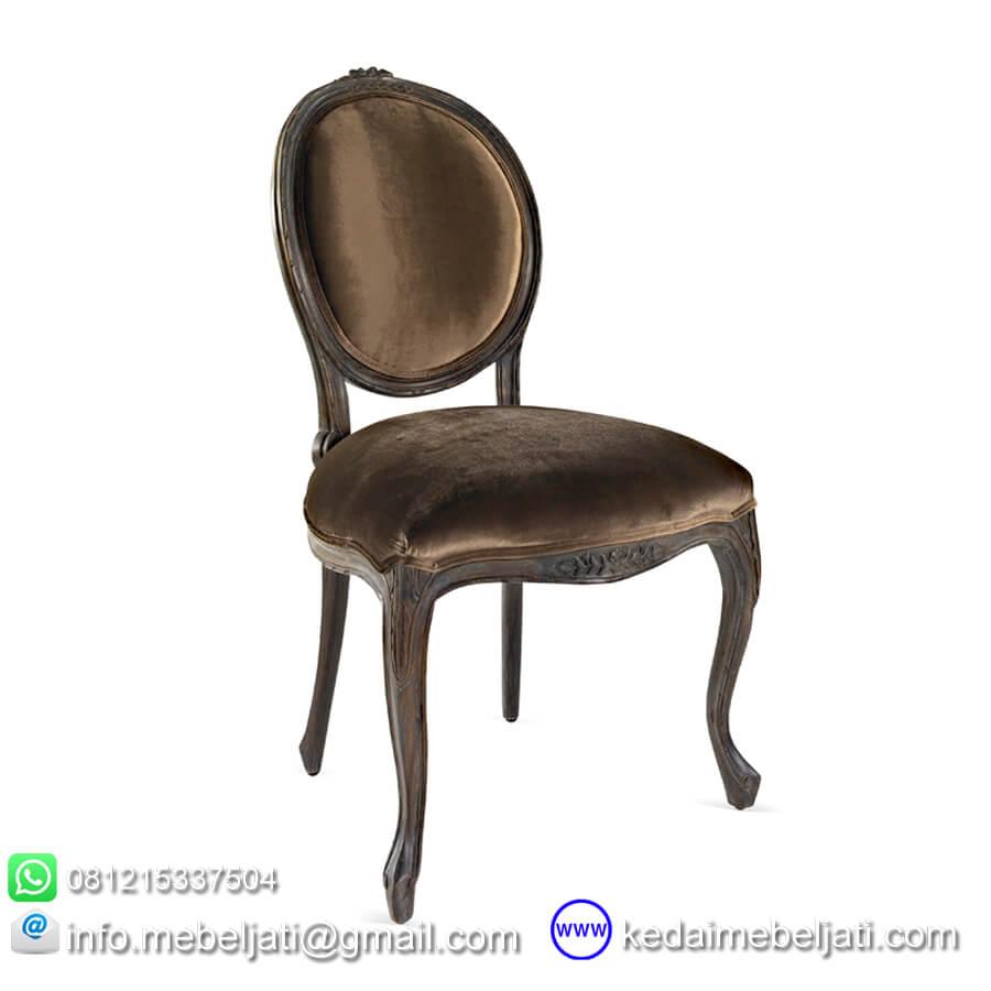 kursi makan antik