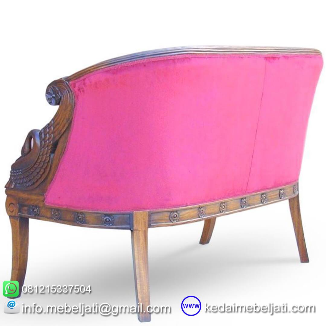 sofa tamu 2 dudukan