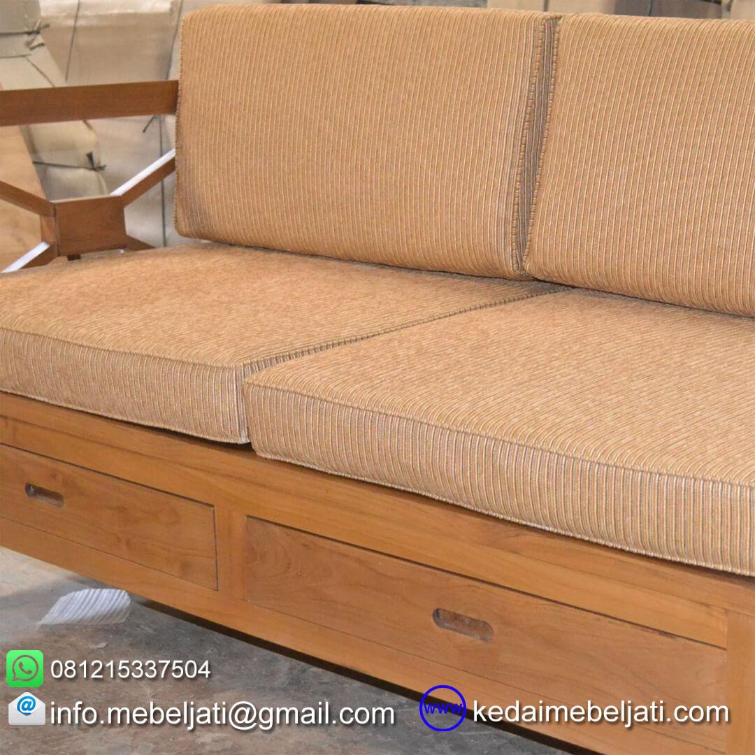 sofa jati dudukan jok