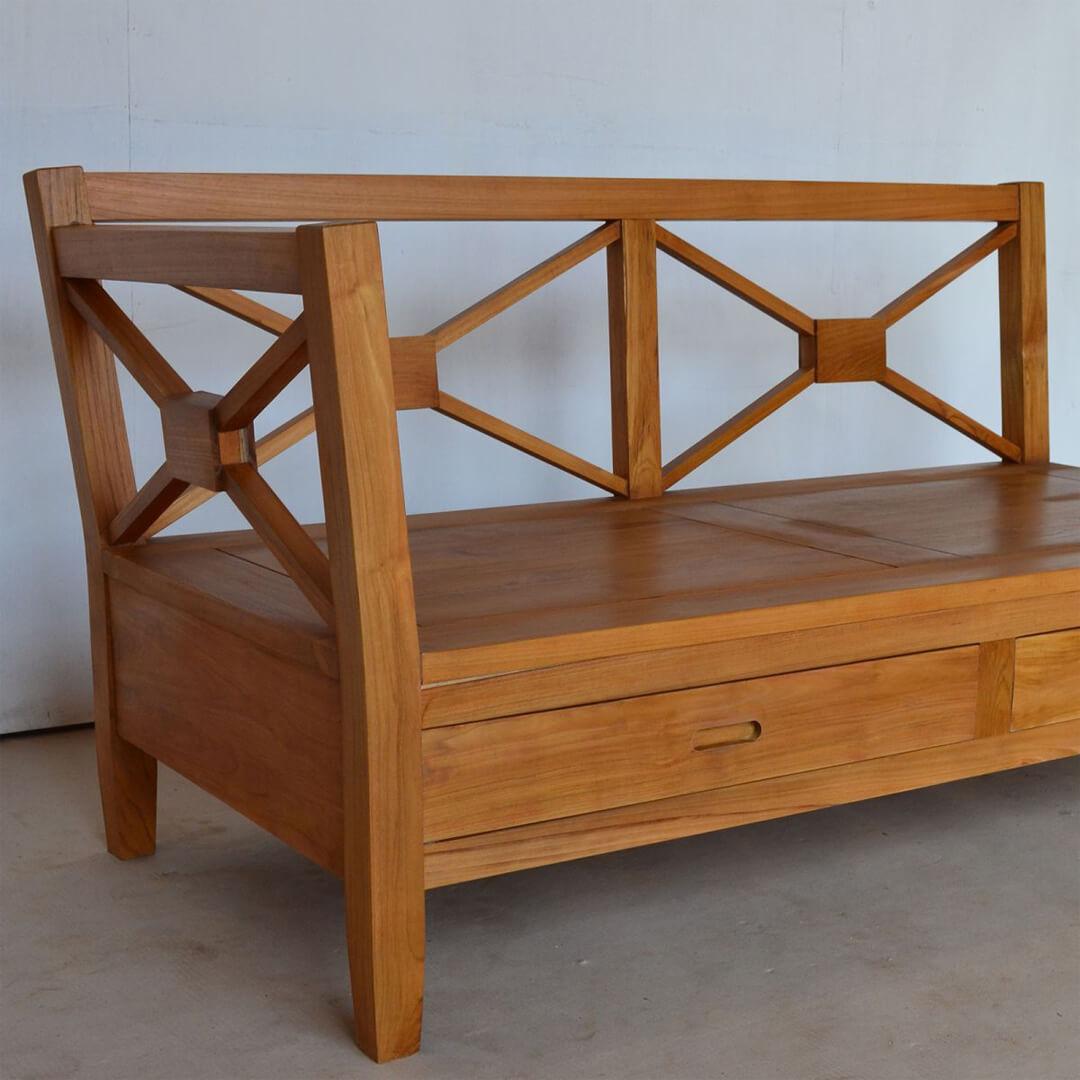 Sofa sectional model minimalis