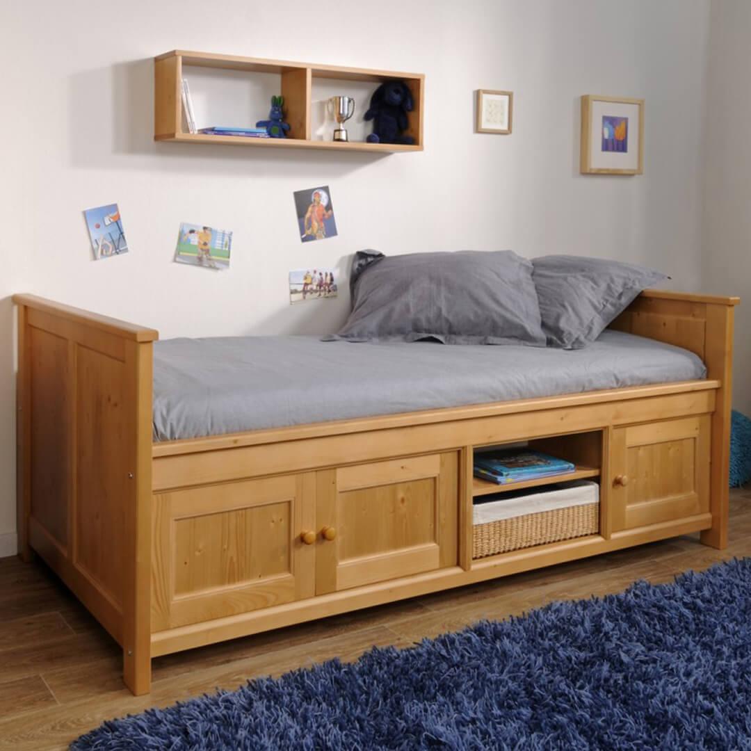 Gambar tempat tidur untuk anak