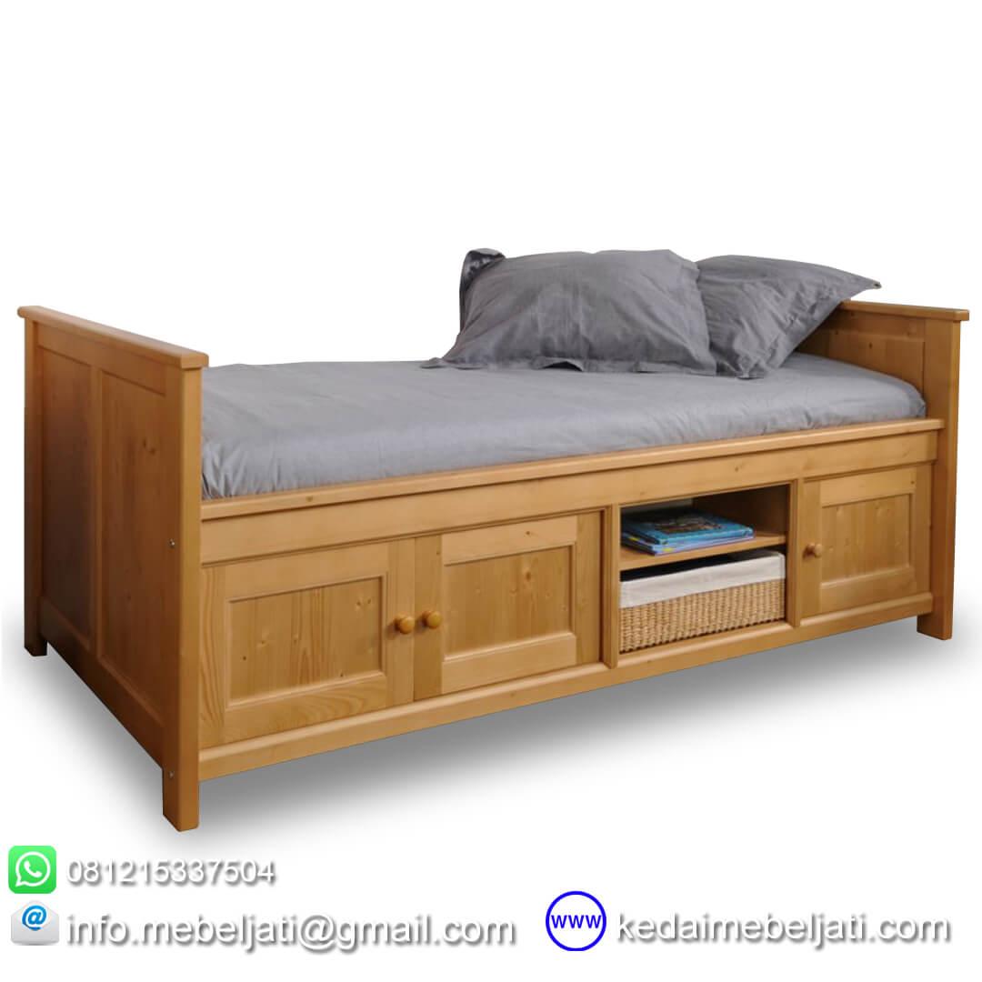 tempat tidur untuk anak