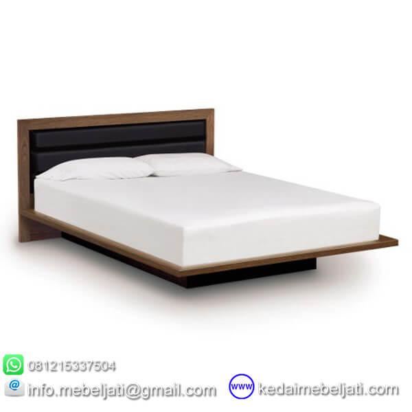 tidur jati model minimalis