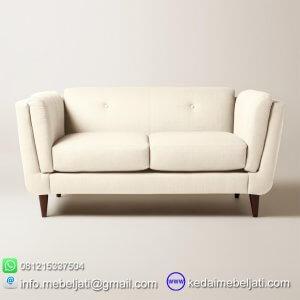 Sofa retro 2 dudukan