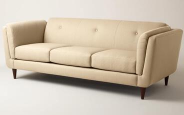 Sofa 3 Dudukan Model Vintage