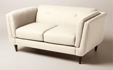Sofa Vintage Minimalis Loveseat