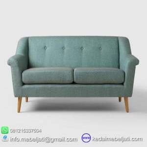 sofa minimalis vintage