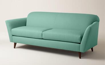 Sofa Panjang Vintage Scandinavian Style