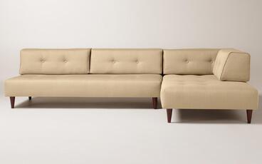 Sofa Sudut Modern Valencia
