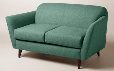 Sofa Vintage Scandinavia 2 Dudukan