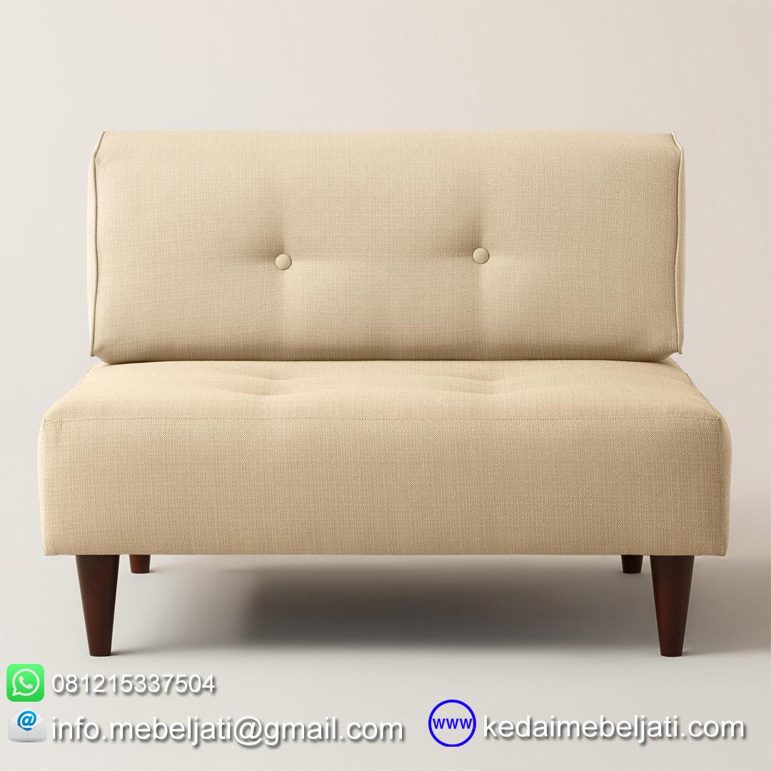 kursi tamu modern valencia tampak depan