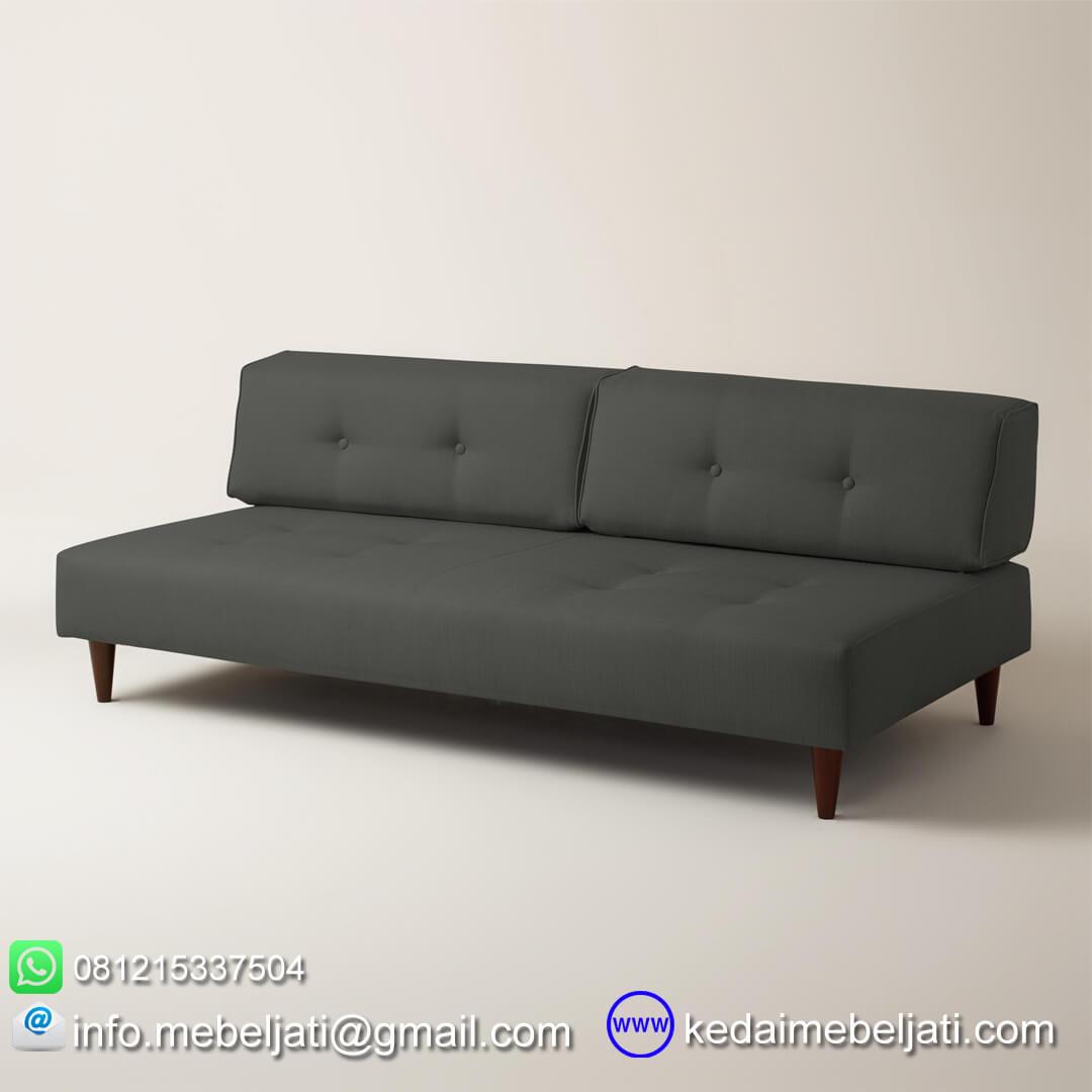 sofa minimalis modern valencia dark charcoal