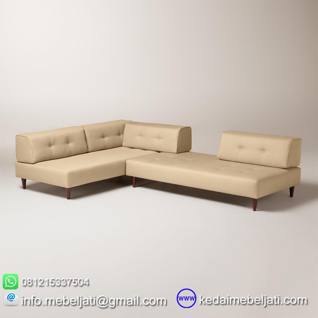 sofa sudut modern sectional valencia posisi B