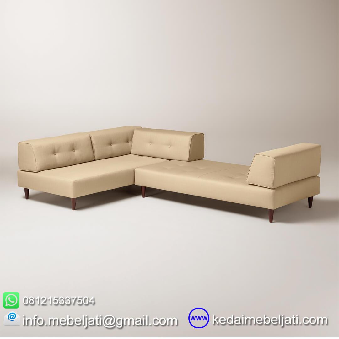 sofa sudut modern sectional valencia posisi C