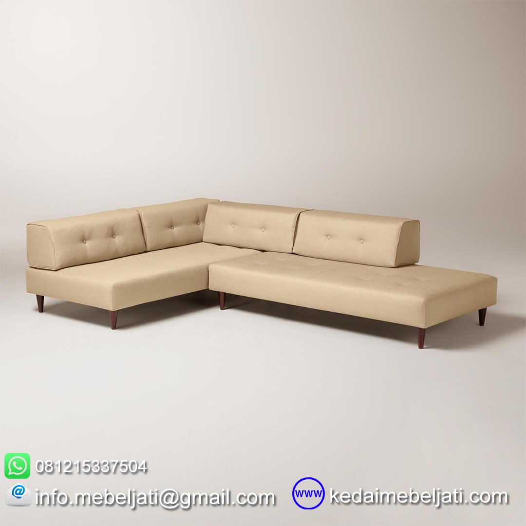 sofa sudut modern sectional valencia