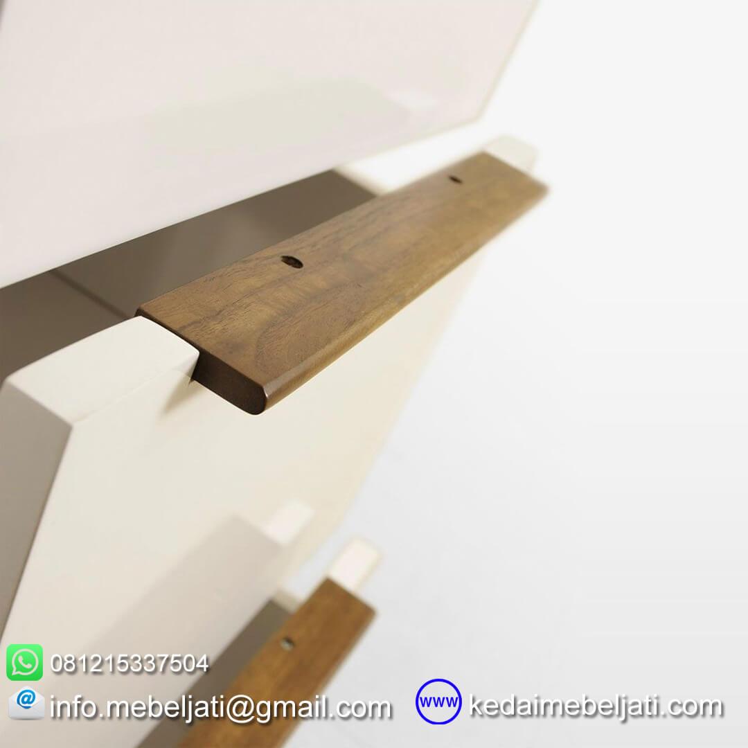 Gambar detail Kabinet TV design modern minimalis KTV 029