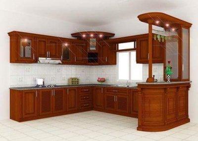 kitchen set design minimalis model 1
