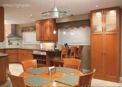 kitchen set gaya minimalis model 14