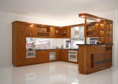 kitchen set minimalis model 33