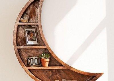5 Ide Desain Rak Buku Dinding Unik Untuk Rumah