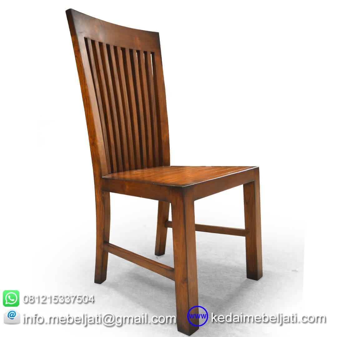 kursi makan modern